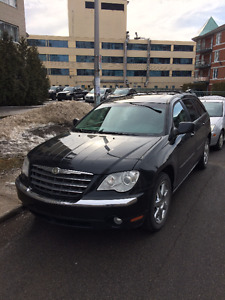2007 Chrysler Pacifica Limited SUV, Crossover