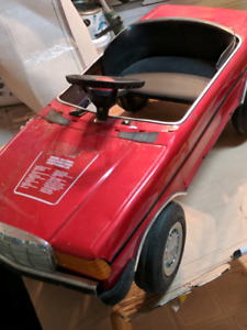 Electric kids car