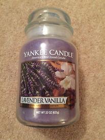 Brand New Yankee Candle Rare