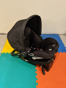 Baby Jogger City GO carseat (w/ Stroller adaptors)