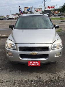 2006 Chevrolet Uplander LS 7 passenger,loaded,Saftey and E Test