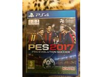 Immaculate PES Pro Evolution Soccer 2017 PS4