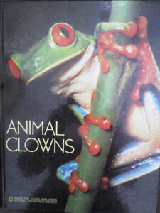 National Geographic Society - Animal Clowns