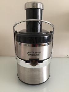 Healthy Stainless steel Jack LaLanne Power juicer - E- 1188