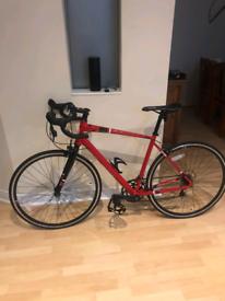 Challenge road bike £170