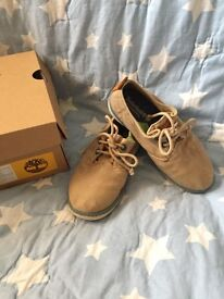 Timberland size 12 kids shoes (like Boden, Joules, Kickers) £10 ONO