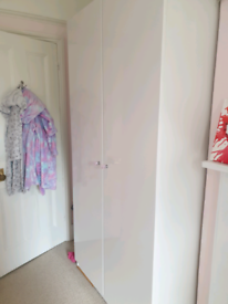 Free John Lewis wardrobe - needs two strong people and a van