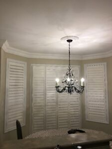 California Shutters - Priced to Sell