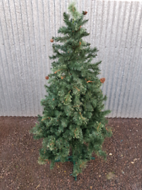 6ft Christmas tree for sale.