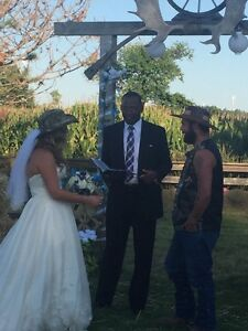 Officiant for Fall & Winter Weddings  Cambridge Kitchener Area image 1