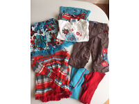 Girls John Lewis clothes bundle 12-18 months. FREE delivery within 10 mile radius of NG8