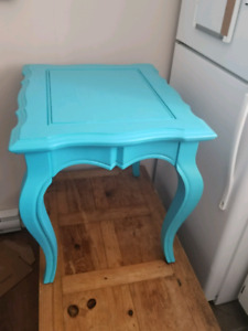 Beautiful end table