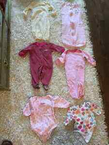 Baby clothes girl lot West Island Greater Montréal image 1