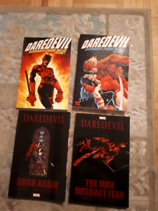 Daredevil graphic novels Frank Miller