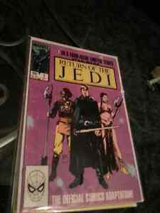 Return of the Jedi 1-4 1983 Limited series Cambridge Kitchener Area image 1
