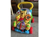 Baby push walker. Excellent condition!