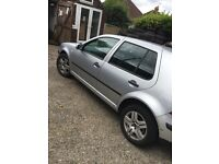 1.9 VW golf Gud working condition