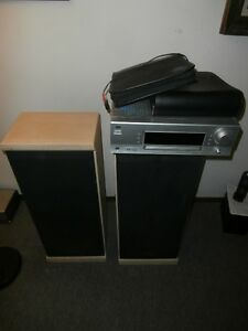 jvc 400watt amplifier and set of 400watt speakers Cambridge Kitchener Area image 3