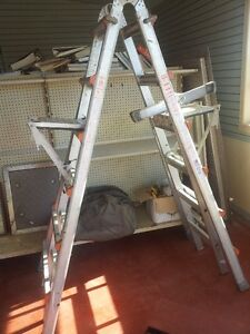 little giant A frame ladder