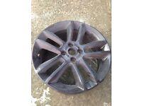 "Corsa sxi 17"" alloy wheel genuine vauxhall"