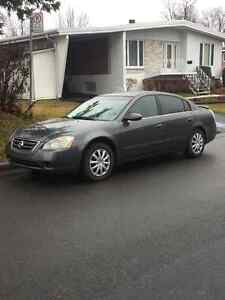 2004 Nissan Altima Luxury 2.5 L