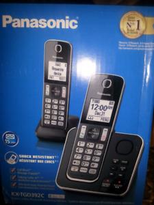 Brand new Panasonic cordless phones