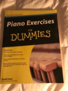 2 Piano for Dummies Books