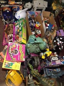 Large Vintage/ New, Toy Sale!