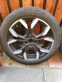 Ford puma 18 inch alloy wheel MINT