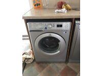 Indesit washing machine 2years old