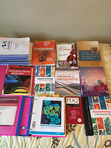 Medical Laboratory sciences 2nd year text books