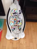 Mamaroo with the reversible insert 200$