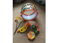 Baby's musical instrument