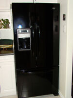 Maytag 22.0 cu. ft. French Door Refrigerator With Ice Dispencer