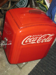 RARE ORIG. 1930'S COCA COLA COUNTER TOP DISPENSER MACHINE!