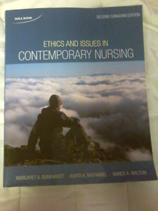 Ethics and issues in contemporary nursing second editil