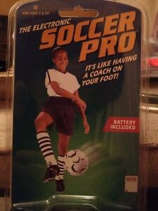 The Electronic Soccer Pro
