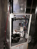Furnace Repair, $65 + Parts if needed