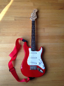 Fender Squier Mini Strat Electric Guitar