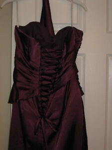 Sophia Toli gown, not worn nor altered