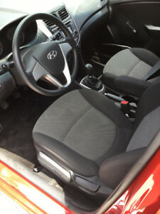 2013 Hyundai Accent SL Hatchback