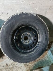 TOYO Observe Winter Tires and Wheels 6 bolt, Chevy, GMC,