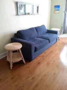 Moving sale - LLBEAN  living room couch and end tables