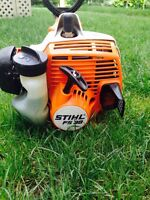 Coupe bordure trimmer Stihl model FS38