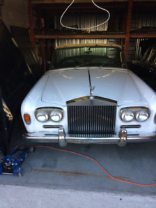 1970 ROLLS ROYCE SILVER SHADOW CUSTOM CONVERTIBLE