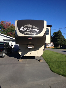 2013 Big Country 3650