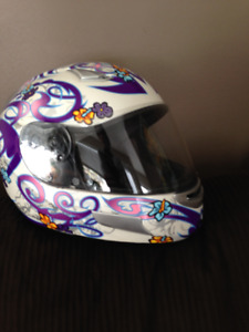 HJC Women's Motorcycle Helmet