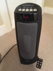 NOMA remote controlled space heater