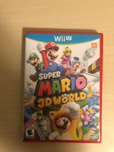 Super Mario 3D World - Mint Condition