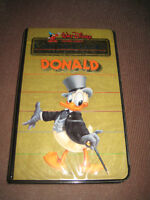 video cassette de Walt Disney